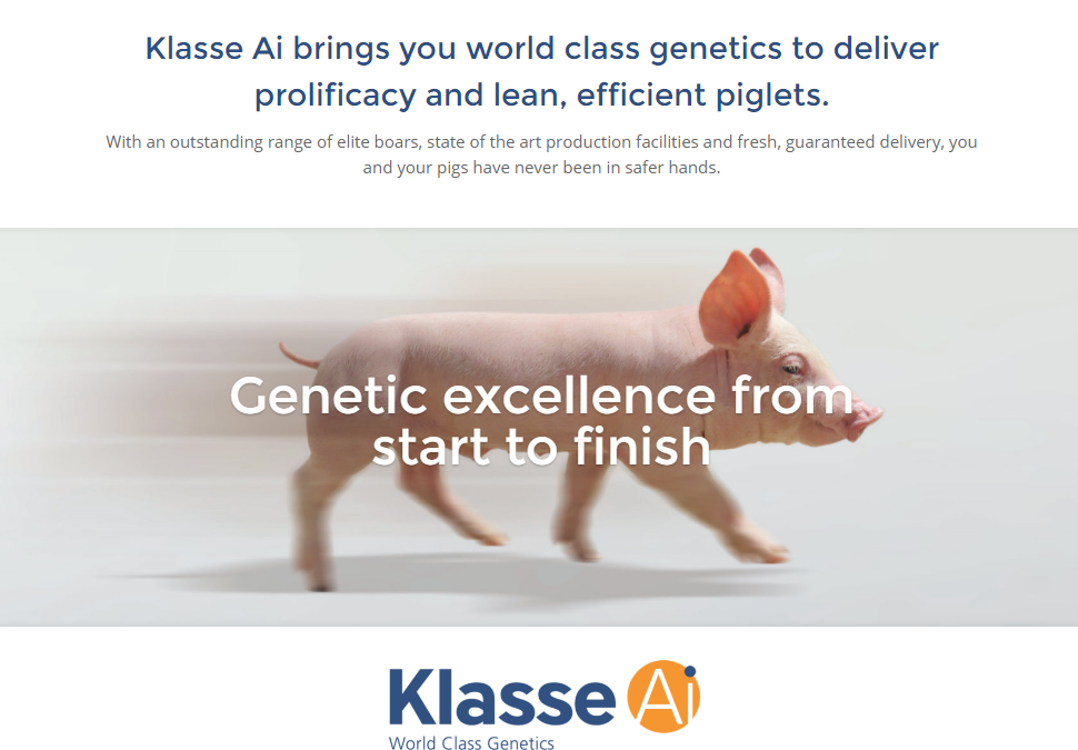 Klasse Ai – World class genetics service launched in UK